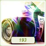 قالب وبلاگ دوربین عکاسی حرفه ای
