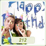 قالب وبلاگ جشن تولد